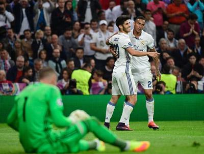 Chi tiết Real Madrid - Legia: Không may cho Ronaldo (KT) - 6