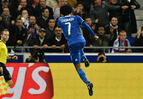 Lyon - Juventus: Người hùng Buffon - 1