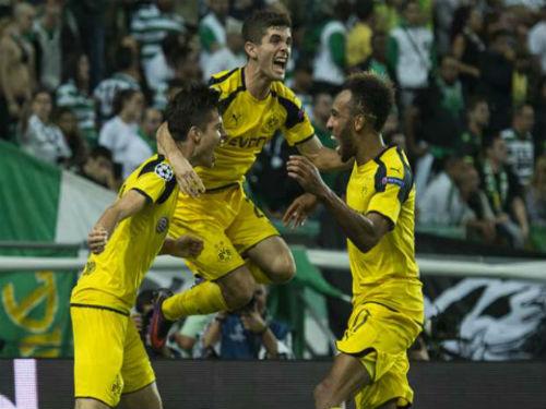 Sporting - Dortmund: Khởi đầu hoàn hảo - 1