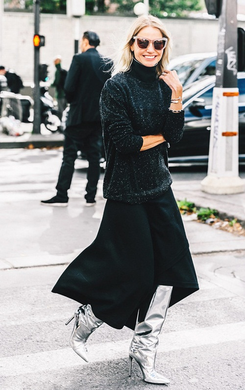 5 xu hướng giày đang khiến cả Paris náo loạn - 10