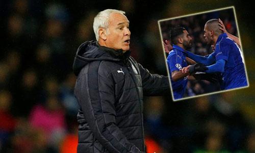 Cúp C1: 3 trận 9 điểm, HLV Leicester vẫn lo bị loại - 1