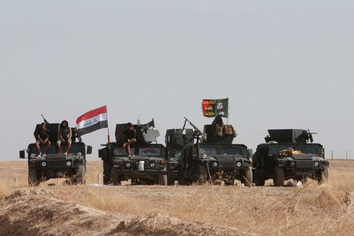 Mỹ: IS sẽ dùng vũ khí hóa học cố thủ tại sào huyệt ở Iraq - 1