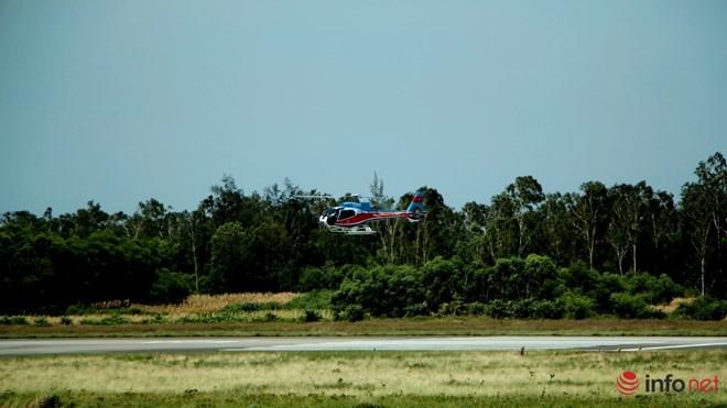 Hình ảnh chiếc trực thăng EC-130 trước khi bị nạn - 5