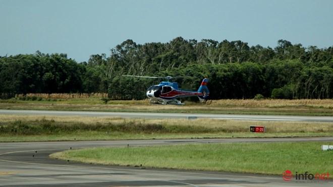 Hình ảnh chiếc trực thăng EC-130 trước khi bị nạn - 6