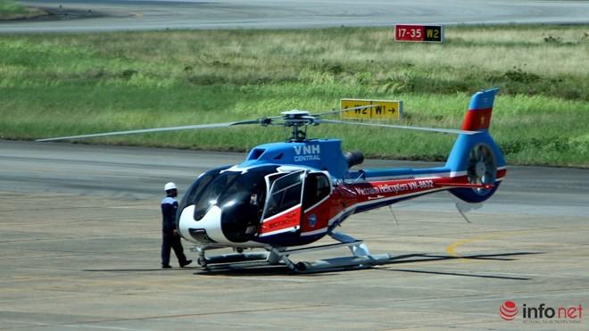 Hình ảnh chiếc trực thăng EC-130 trước khi bị nạn - 10