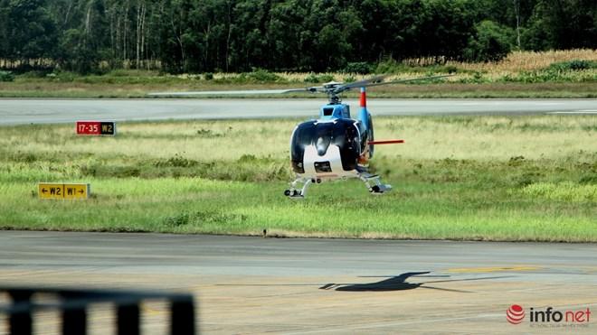 Hình ảnh chiếc trực thăng EC-130 trước khi bị nạn - 9
