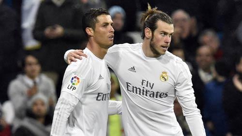 """Real: CR7 lỡ hẹn kỷ lục, Bale """"giải khát"""" sau 2 năm - 1"""