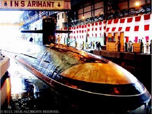 TQ tiến sát biển, Ấn Độ tự đóng tàu ngầm hạt nhân răn đe - 2