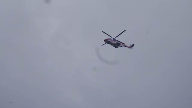 Tìm thấy trực thăng rơi, 3 phi công đều tử nạn - 2