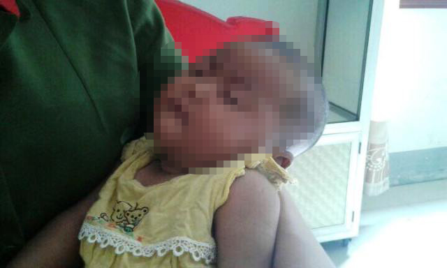 """Bé 4 tháng tuổi bị """"mẹ mìn"""" bắt cóc từ SG ra Bắc Giang - 2"""