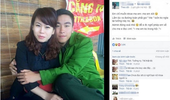 Mẹ 40 tuổi ở Hà Nội bị nhầm là bạn gái của con trai - 2