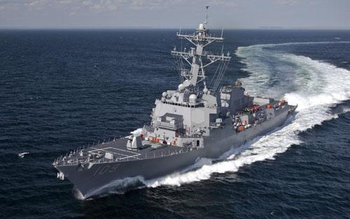 Lực lượng hải quân mạnh nhất châu Á, không phải TQ - 2