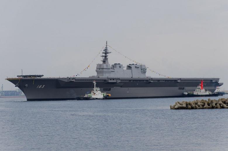 Lực lượng hải quân mạnh nhất châu Á, không phải TQ - 3