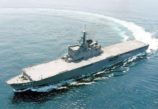 Lực lượng hải quân mạnh nhất châu Á, không phải TQ - 4