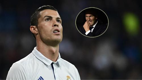 Real Madrid: Ronaldo tịt ngòi là lỗi của Zidane? - 1