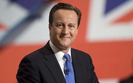 """Thủ tướng Cameron: Kinh tế Anh có khả năng """"kháng sốc"""" - 1"""