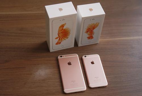 Top smartphone màu vàng hồng cho chị em ngày 20/10 - 3