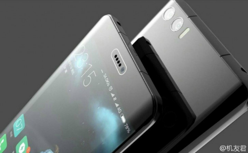 Lộ giá bán Xiaomi Mi Note 2 - 1