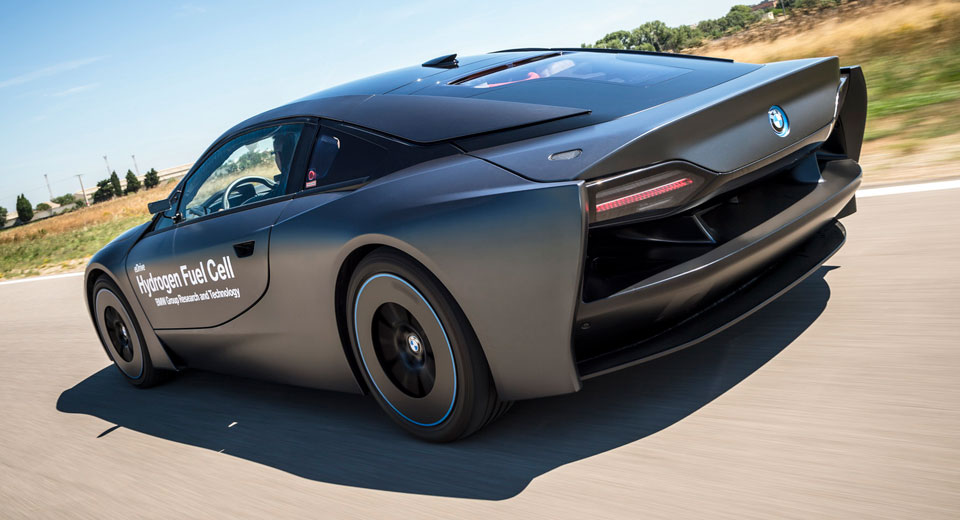 BMW sẽ gia nhập thị trường pin nhiên liệu hydro trong thập kỷ tới - 1