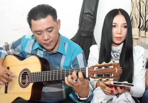 Nữ hoàng phòng trà Quỳnh Lan bất ngờ về nước - 1