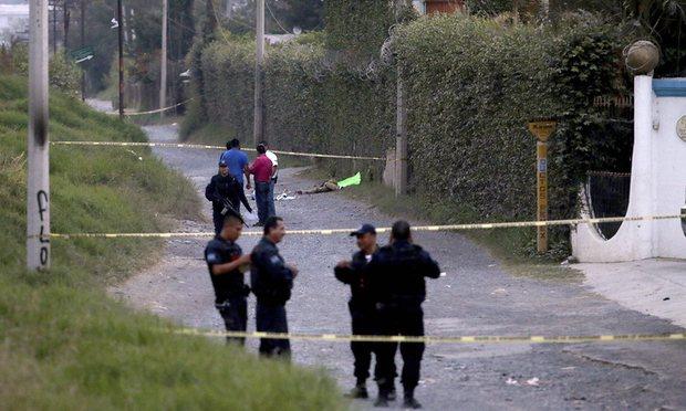 Mexico: Phát hiện 6 người bị bắt cóc, cắt cụt tay - 1