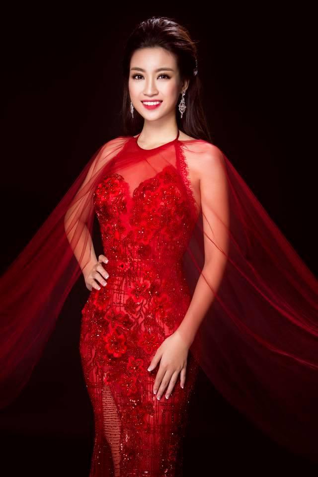 Hoa hậu Đỗ Mỹ Linh day dứt vì chưa thể đến miền lũ - 1