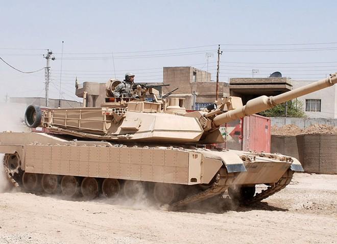"""""""Quân đội Mỹ giờ chỉ bắt nạt được các nhóm khủng bố"""" - 1"""