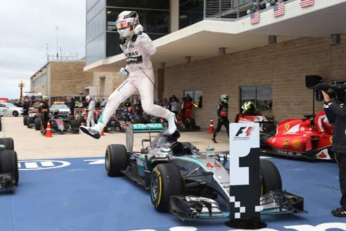 F1, US GP: Số 0 của Rosberg - 1