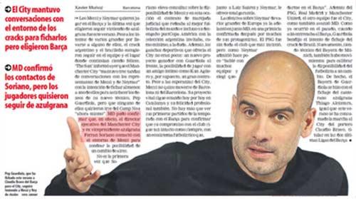 Chi tiết Barca – Man City: Neymar lên bảng tỷ số (KT) - 11