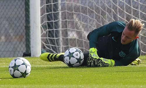 Chi tiết Barca – Man City: Neymar lên bảng tỷ số (KT) - 10