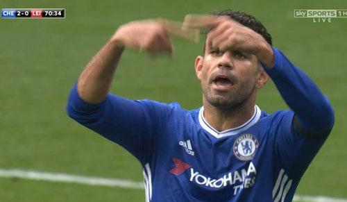 Chelsea: Conte - Costa suýt tẩn nhau ở phòng thay đồ - 1