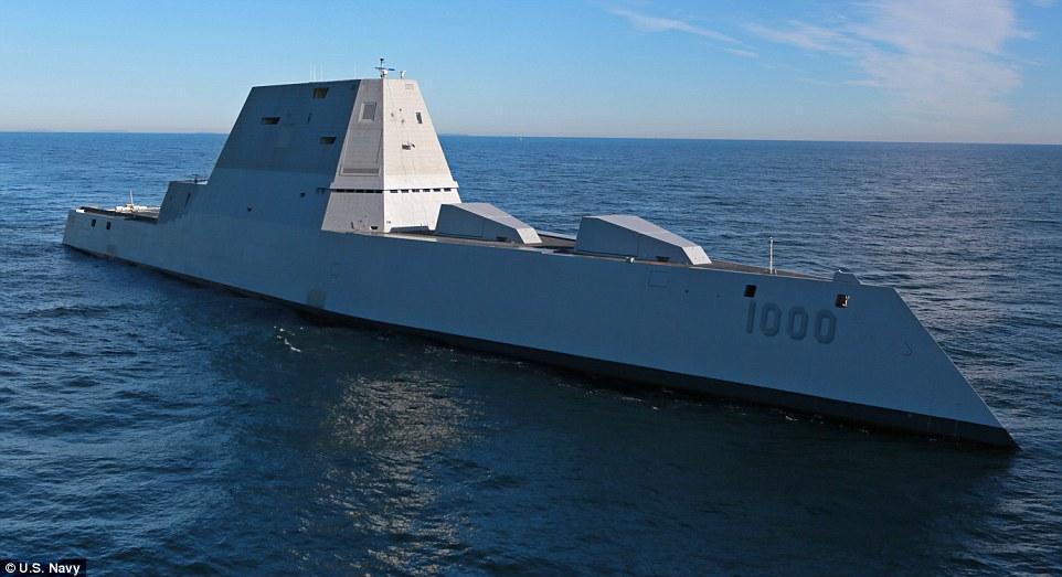 """Quá """"đắm đuối"""" với tàu sân bay khiến Mỹ yếu trước Nga, TQ - 3"""