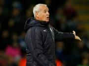 Cúp C1: 3 trận 9 điểm, HLV Leicester vẫn lo bị loại