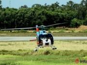 Tin tức trong ngày - Hình ảnh chiếc trực thăng EC-130 trước khi bị nạn