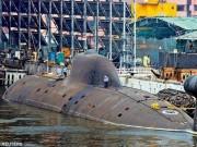 Thế giới - TQ tiến sát biển, Ấn Độ tự đóng tàu ngầm hạt nhân răn đe