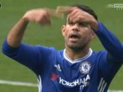 Bóng đá - Chelsea: Conte - Costa suýt tẩn nhau ở phòng thay đồ
