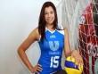 Ngọc Hoa đua tài Sao bóng chuyền: Lá chắn thép Brazil (P1)