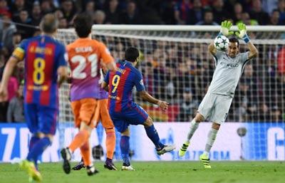 Chi tiết Barca – Man City: Neymar lên bảng tỷ số (KT) - 5