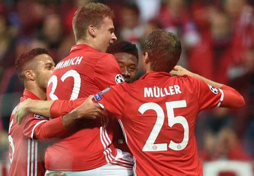 Bayern Munich - PSV: Hàng công thăng hoa - 1