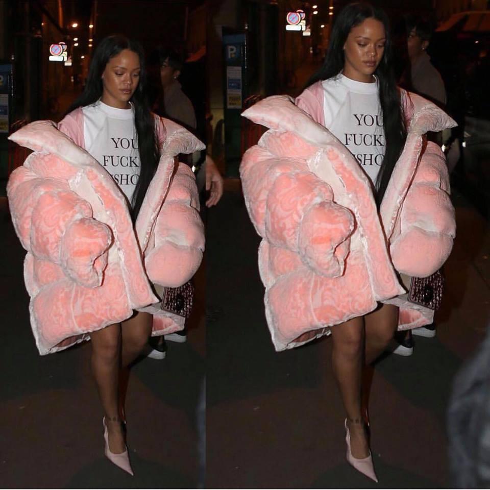 Hậu chia tay bạn trai, Rihanna ngày càng nóng bỏng - 5