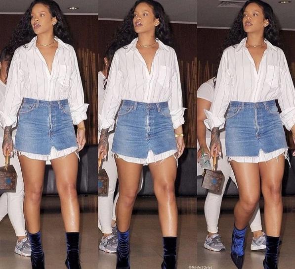 Hậu chia tay bạn trai, Rihanna ngày càng nóng bỏng - 3