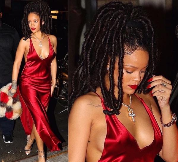 Hậu chia tay bạn trai, Rihanna ngày càng nóng bỏng - 9