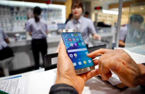 Samsung Galaxy S8 dùng camera sau kép, máy quét mống mắt - 1