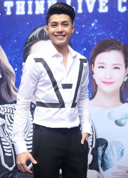 Thiều Bảo Trang hở bạo đến ủng hộ show Noo Phước Thịnh - 3