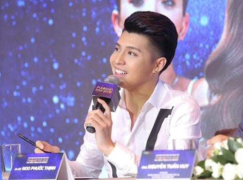 Thiều Bảo Trang hở bạo đến ủng hộ show Noo Phước Thịnh - 4