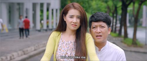 """Hari Won, Ngô Kiến Huy """"nối lại tình xưa"""" trong phim mới - 3"""