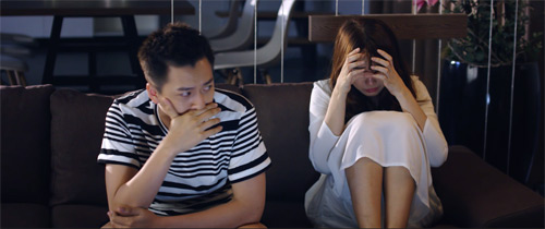 """Hari Won, Ngô Kiến Huy """"nối lại tình xưa"""" trong phim mới - 5"""