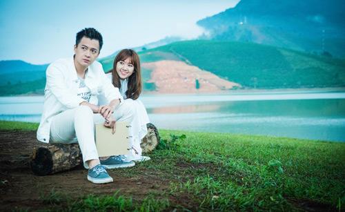"""Hari Won, Ngô Kiến Huy """"nối lại tình xưa"""" trong phim mới - 6"""