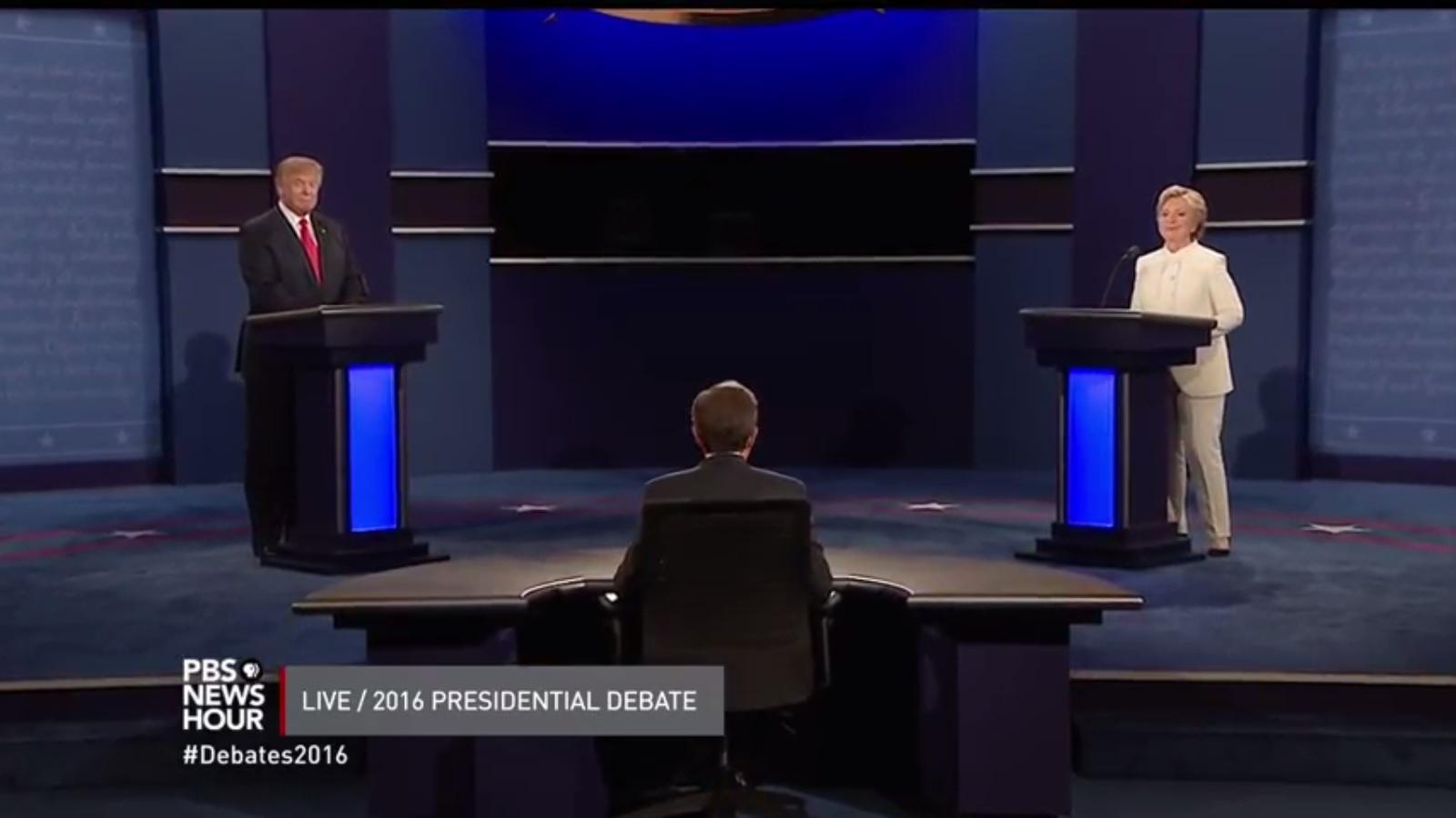 Clinton: Trump là người nguy hiểm nhất thế giới hiện đại - 6