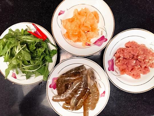 Mì Quảng trộn cho bữa sáng thêm ngon - 2